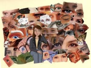 8th Grade Collage
