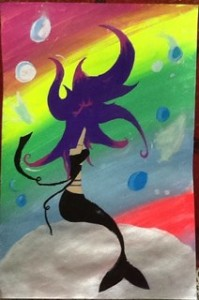 8th Grade Painting